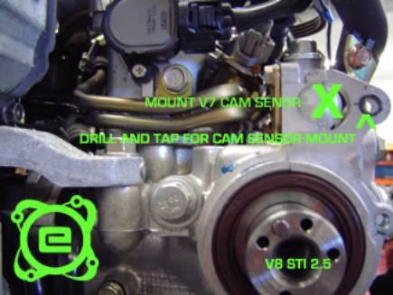 EJ25 Engine Installation Guide