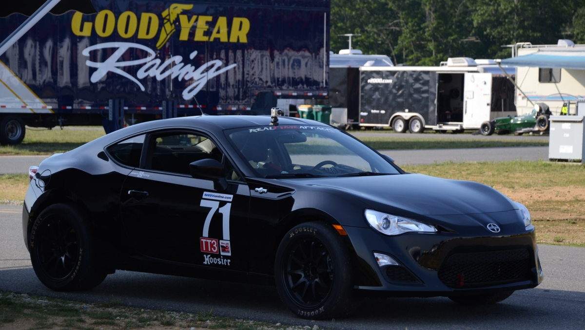 Element Tuning FRS on Hoosier Slicks