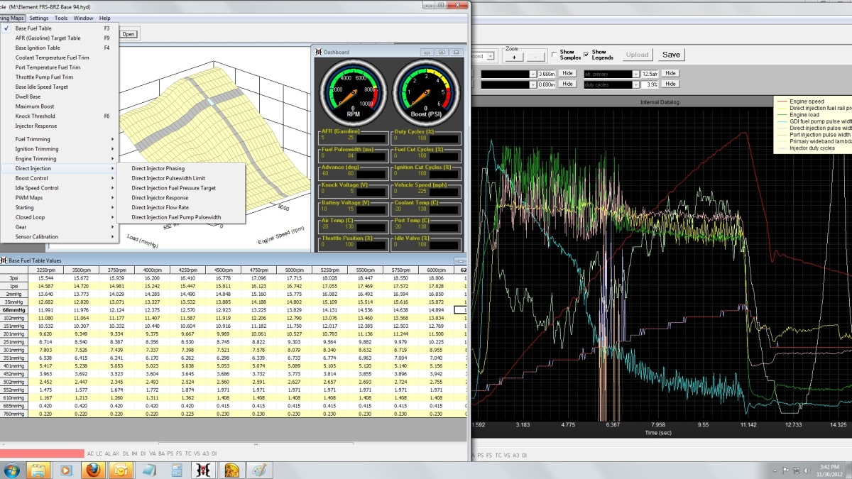 Learn how to map ecus