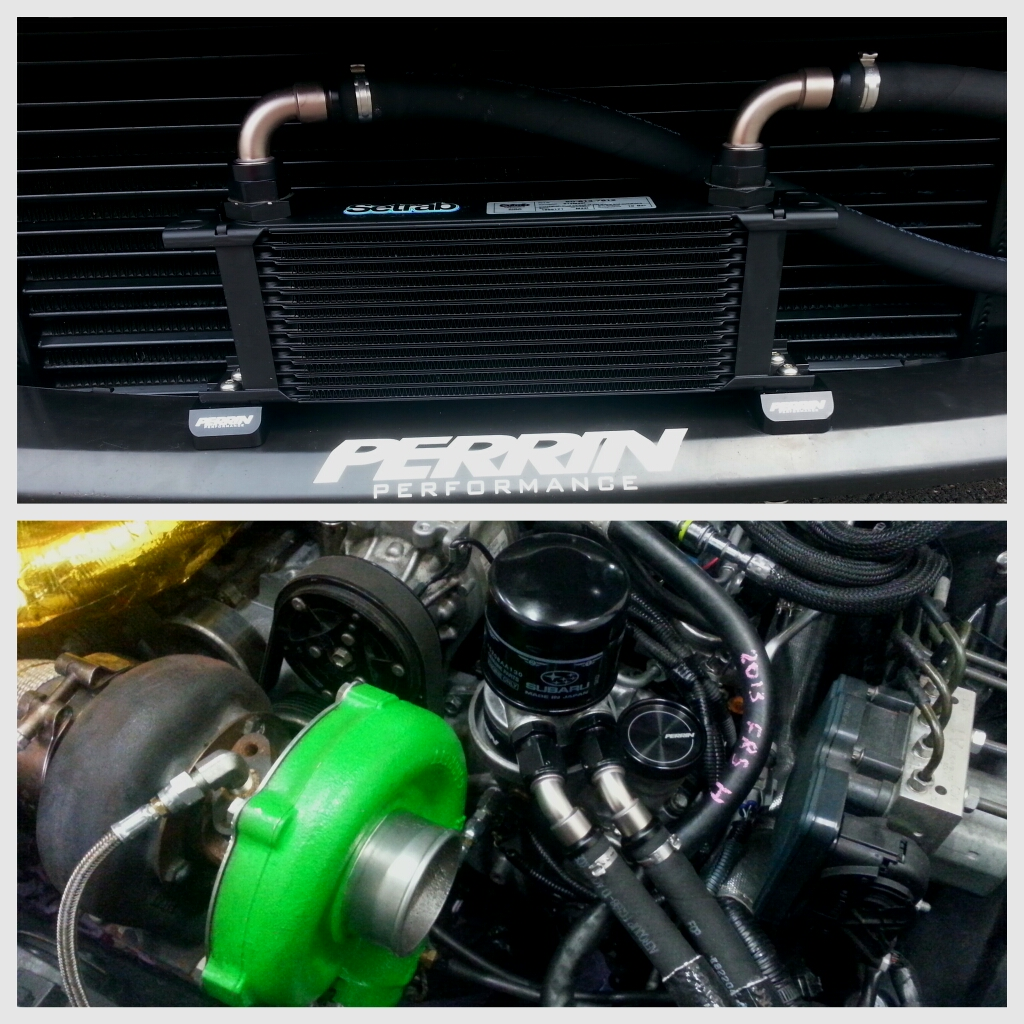 Ron Davis Radiator W Oil Cooler Page 16 Subaru