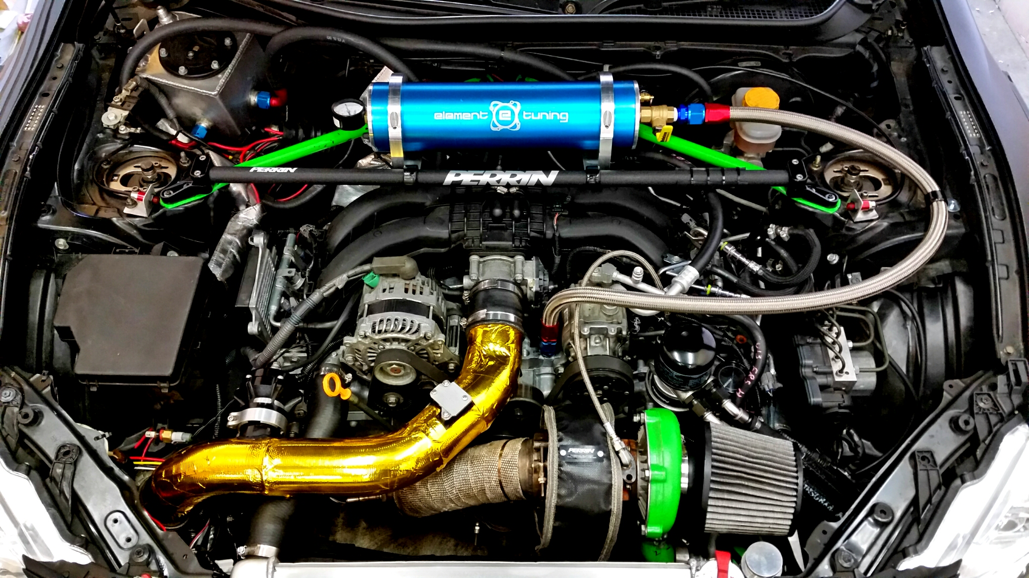 Element Tuning Competition Engines for Subaru BRZ, Scion FRS
