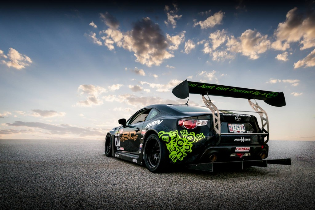 """Electronic Stability Control >> """"Monster 86"""" Subaru BRZ and Toyota 86 V8 Conversion ..."""