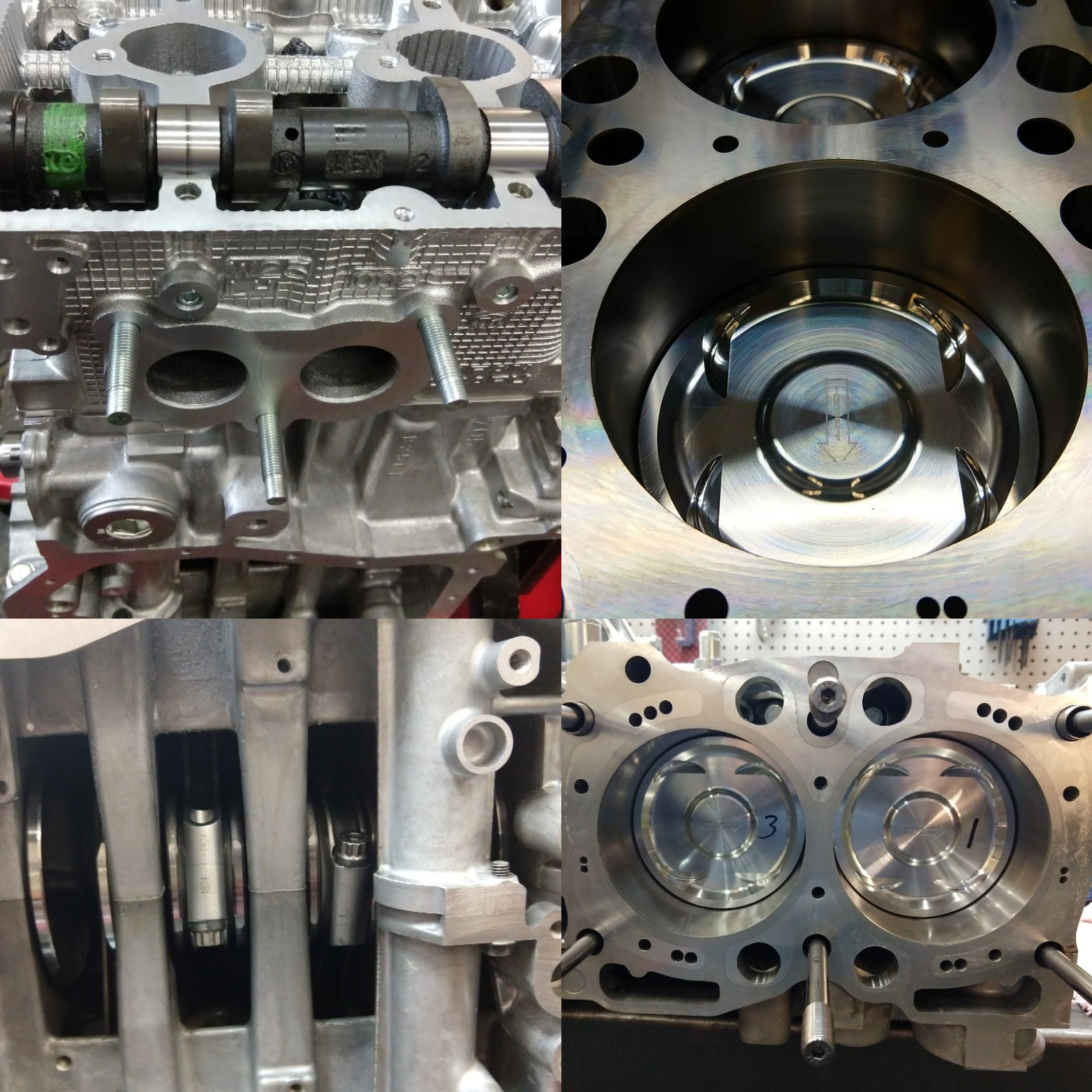 Engine Build Services | Element Tuning